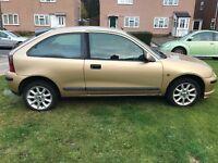 Rover 25 1.4L Impression for sale. Low mileage. MOT till April 2017.