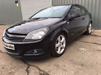 2008 VAUXHALL ASTRA 1.6T SRI 180 BHP ***FULL YEARS MOT*** similar to megane golf focus civic 308