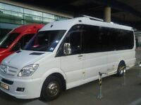 30%off Cheep minibus hire with driver for any occasion call Gill 07812701482