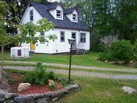 SALE OR RENT: Riverfront Home Mill Village, NS - reduced