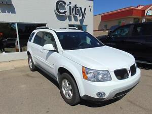 2009 Pontiac Torrent All Wheel Drive