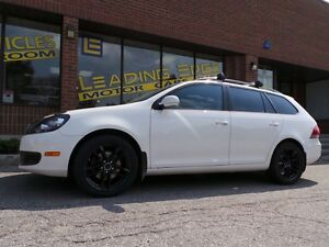 2012 Volkswagen Golf 6-SPD, NEW RIMS AND TIRES, NO ACCIDENTS !!
