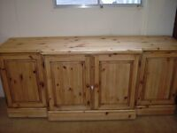 Ducal Pine Sideboard