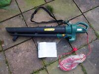 B&Q TRY 2500BVA Leaf Blower/Vacuum