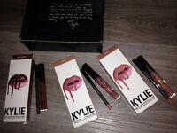 3 Kylie Jenner lipkits, 2 Mac lipsticks and 1 Calvin Klein (All Original)