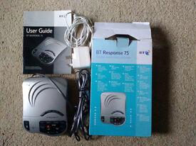 BT Response 75 Digital Answer Machine