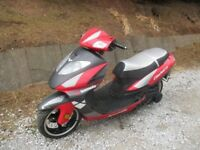 Lexmoto GLADIATOR 125cc Moped