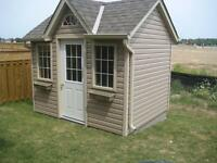 COUNTRY GARDEN SHEDS DECKS AND FENCES prices included