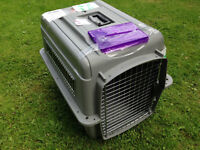 Large Petmate Sky Kennel dog/cat carrier IATA approved 30£ -