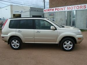 2006 Nissan X-Trail SE/SUNROOF/ HEATED SEATS