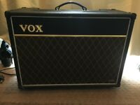 Vox AC15VR 15 Watt Valve Amplifier