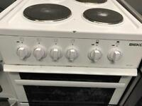 Beko 50cm full electric cooker