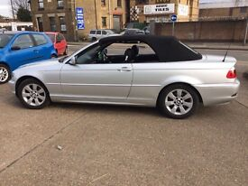 BMW 3 Series Convertible 2.0 DIESEL