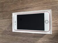 Apple iPhone 6s Rose Gold 16gb - Perfect Condition
