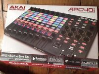 AKAI APC40 MKII (with box, as new)