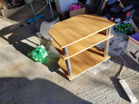 TV Cabinet Table Excellent Condition