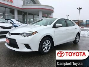 2014 Toyota Corolla CE VERY LOW KM'S BLUETOOTH HEATED MIRRORS
