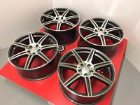 "19"" ALLOYS WHEELS TO FIT ALL MERCEDES A B C E S CLASS AMG 63 MODELS"