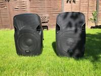 KAM RZ12 V3 Active Speakers