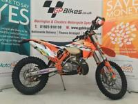 KTM 300 EXC FACTORY EDITION | 1 FOMER KEEPER | LOW HOURS | ROA (orange) 2015