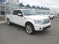 2014 Ford F-150 Limited - Loaded with Leather, Nav and Sunroof