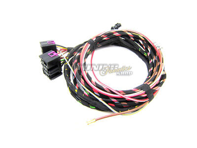 Cable Loom Heated Seats Seats Cable for Rear Seat / Rear Audi A6 4F C6+ Avant