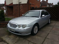 Rover 75 Connoisseur CDT SE *Spares Or Repairs*