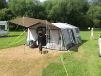 Suncamp Holiday Air 300 Trailer Tent