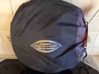 Unused double size mosquito net