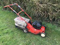 Sabo John Deere 52-KAT self propelled petrol lawn mower