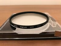 Hoya Revo SMC UV 77mm Lens Filter (Like New) Perfect for Nikon 24-70mm Lens