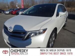 2014 Toyota Venza Limited NAVIGATION+TOIT OUVRANT+MAGS