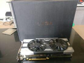 EVGA FTW Nvidia Geforce GTX 1070 graphics card 8GB GDDR5