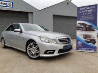 Mercedes-Benz, E CLASS, SPORT E220 Saloon, 2011, AUTO