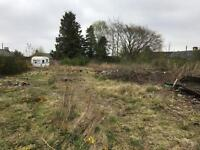 PLOT OF LAND WITH PLANNING PERMISSION(FOR 3 DETACHED HOUSES)
