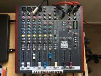 Allen & Heath ZED60 - 10FX mixer