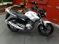 Yamaha ybr125 2011