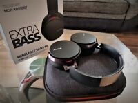 HEADPHONES New Sony Premium Xtra Bass MDR-XB950BT Wireless Bluetooth/NFC BEATS KILLER