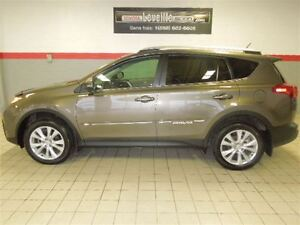 2013 Toyota RAV4 Limited TOIT-CUIR-MAGS