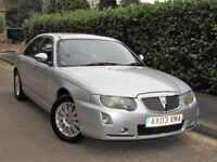 Rover 75 2.0 CDTi Connoisseur SE 4dr F/S/H, P/Plate ,Leather, Warranty