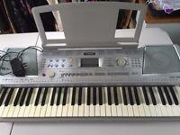 Yamaha PSR-290 portable keyboard