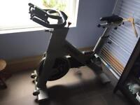 Star Trac Spinner ® NXT Spin Bike - Commercial Gym Equipment with Display