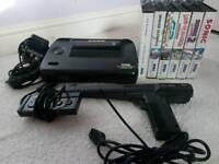 Sega Master System 2 Console, Games & Light Phaser