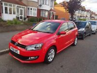 VW POLO MATCH 1.2 MINT CONDITION HPI CLEAR 5 DOOR 12 MONTH MOT FULL DEALER HISTORY
