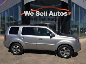 2014 Honda Pilot EX-L AWD *SUNROOF *LEATHER *TILT WHEEL
