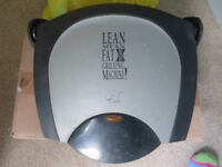 George Foreman Lean grilling Machine - counter top grill