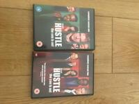 Hustle 📀 dvd complete season 1&2