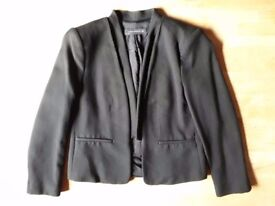 3 Jackets Faux leather ZARA Blazer Bomber