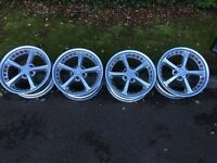 Bmw 18 inch alloys removed from 2004 Z4 but should also fit 3 series