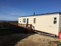 Reduced price:BK Seville 35' x 12/2 bed static caravan at St Audries Bay Holiday Club, West Somerset